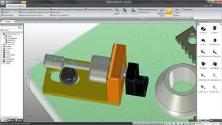 FixtureBuilder software - TriBall function