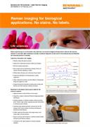 Application note:  Raman imaging for biological applications. No stains. No labels.
